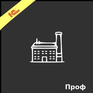 1С ERP Управление предприятием ПРОФ